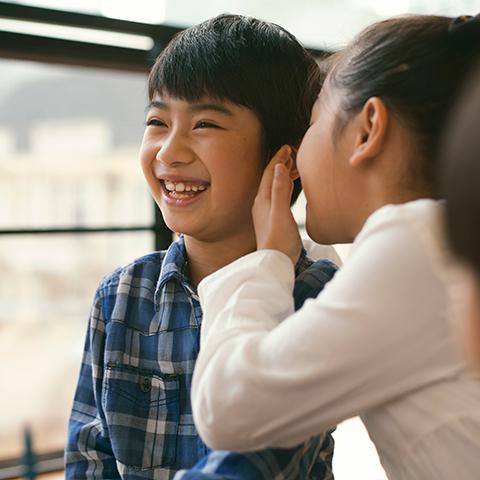儿童英语培训课程