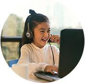 英孚独创的iLab儿童英语教学系统