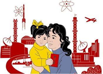 """""""独生子女""""新称呼 China one"""