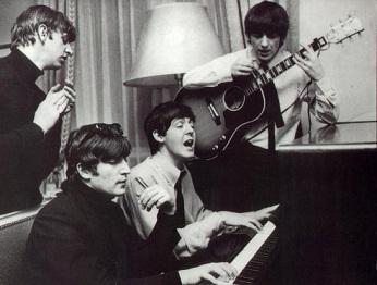 Beatles乐队经典好听的英文歌曲推荐