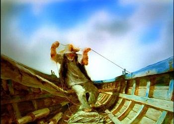《老人与海》中英文读后感