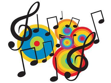音乐的英文单词是什么?