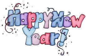 英文版的新年祝福